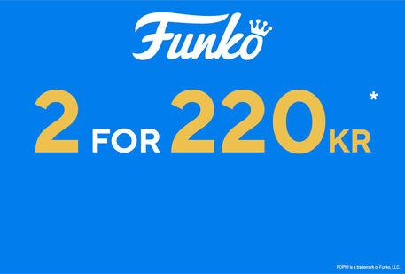 Megatilbud: Funko deal!
