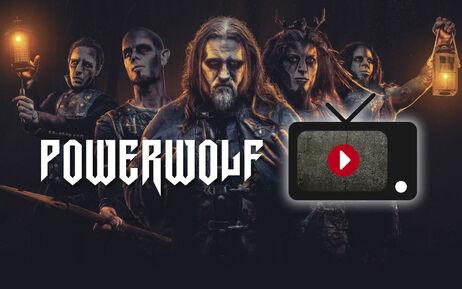Ny powerwolf video!