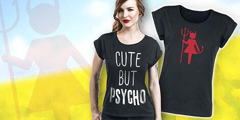 T-skjorter for damer
