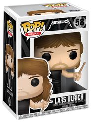 Lars Ulrich Rocks Vinyl Figure 58