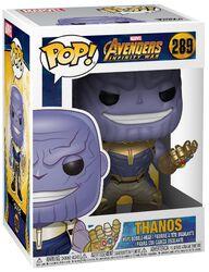 Infinity War - Thanos vinylfigur 289