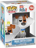 2 - Max in Cone Vinyl Figure 764