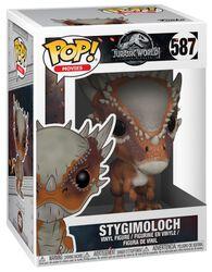 Jurassic World - Stygimoloch Vinylfigur 587
