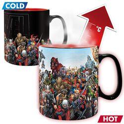 Heroes - Heat-Change Mug