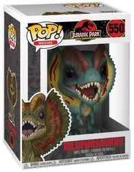 Dilophosaurus (Chase Edition mulig) Vinylfigur 550