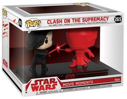 Clash on the Supremacy (Movie Moments) Vinylfigur 265