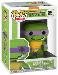 Donatello - 8-Bit Vinylfigur 05