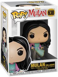 Live-Action - Mulan (Villager) Vinyl Figure 638
