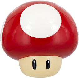 Mushroom Cookie Jar