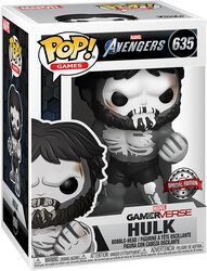 Avengers - Hulk (Gamerverse) Vinyl Figure 635