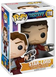2 - Star-Lord Vinylfigur 198 (Chase Edition mulig)