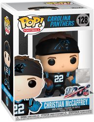 Carolina Panthers - Christian McCaffrey Vinyl Figure 128