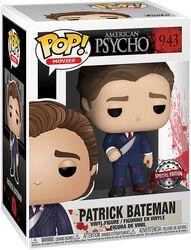 American Psycho Patrick Bateman Vinyl Figure 943
