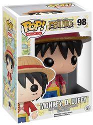 Monkey D. Luffy Vinylfigur 98