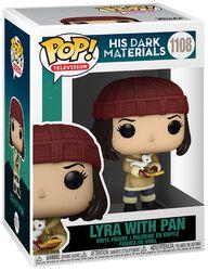 Lyra with Pan Vinyl Figure 1108