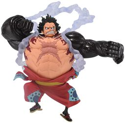 King Of Artist - King Of Artist The Monkey.D.Luffy - Gear 4 Wanokuni