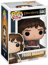 Frodo Baggins (Chase Edition mulig) Vinylfigur 444