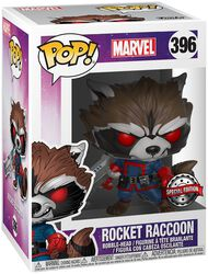 Rocket Raccoon Vinyl Figure 396