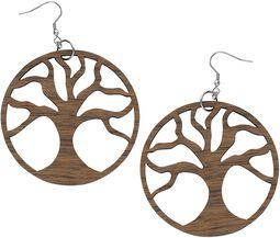 eydl Wood Jewellery Tree of Life