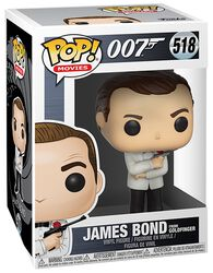 James Bond (From Goldfinger) Vinylfigur 518
