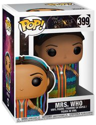 Mrs. Who Vinylfigur 399
