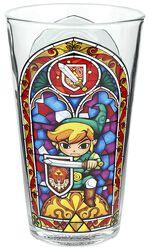 Links glass