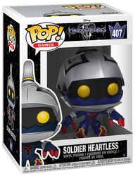 Soldier Heartless Vinylfigur 407