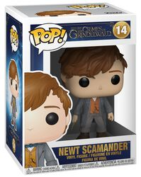 The Crimes of Grindelwald - Newt Scamander (Chase Edition Possible) Vinylfigur 14