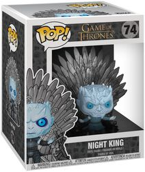 Night King Iron Throne (POP Deluxe) vinylfigur 74