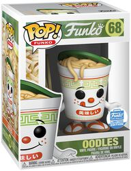 Fantastik Plastik Oodles (Funko Shop Europe) Vinyl Figure 68