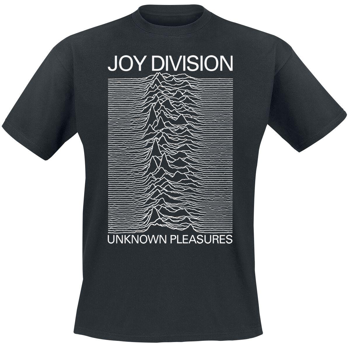 4fab6525 Unknown Pleasures   Joy Division T-skjorte   EMP