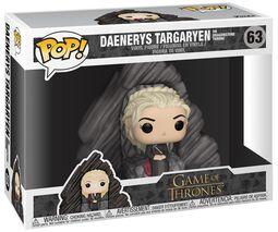 Daenerys on Dragonstone Throne Vinylfigur 63