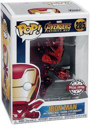 Infinity War - Iron Man (Red Chrome) Vinylfigur 285