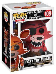 Foxy The Pirate Vinylfigur 109
