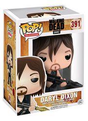 Daryl Dixon With Rocket Launcher Vinylfigur 391