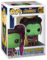 Infinity War - Young Gamora with Dagger Vinylfigur 417