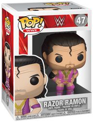 Razor Ramon (Chase Edition mulig) Vinylfigur 47