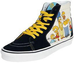 The Simpsons - 1987-2020 SK8-Hi