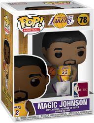 LA Lakers - Magic Johnson Vinyl Figure 78