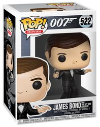 James Bond (Roger Moore) vinylfigur 522