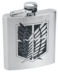 Scout - Hip Flask