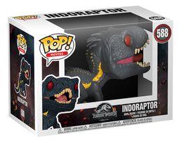 Jurassic World - Indoraptor Vinylfigur 588