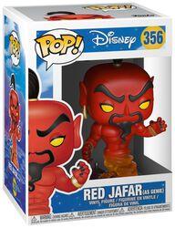 Red Jafar (Chase Edition mulig) Vinylfigur 356