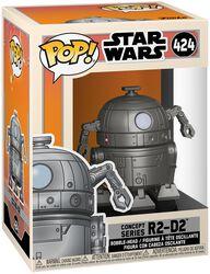 R2-D2 (Concept Series) Vinylfigur 424