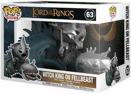 Witch King on Fellbeast (Pop Rides) Vinylfigur 63