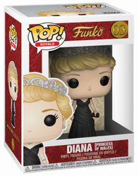 Diana (Princess of Wales) (Chase Edition mulig) Vinylfigur 03