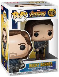 Infinity War - Bucky Barnes Vinylfigur 418