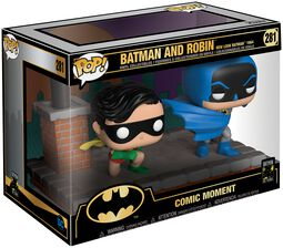 80th - Batman (1964) Batman and Robin (Movie Moments) Vinylfigur 281
