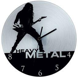Veggur i glass Heavy Metal
