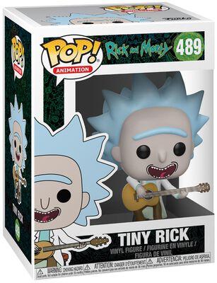 Tiny Rick Vinylfigur 489